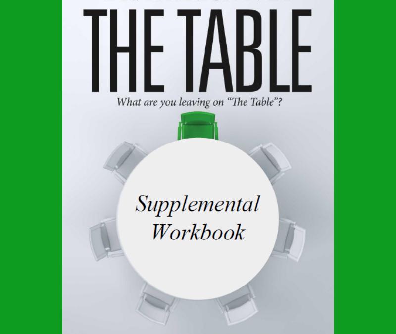 The Table Supplemental Workbook